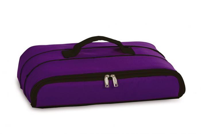 Picnic Plus Casserole Carrier, Purple