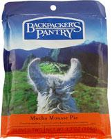 Backpacker's Pantry Mocha Mousse Pie