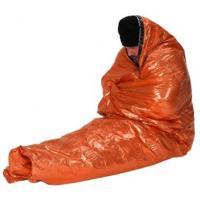 NDuR Emergency Survival Bag - Orange/Silver
