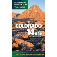 Mountaineers Books The Colorado 14ers: A Pack Gd