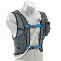 Geigerrig Rig Cadence Hydration System, 50 oz., Gray/Blue, Sm/Med