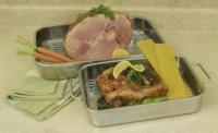 Cookpro Stainless Steel All In One 4 Pc Lasagna Pan Set