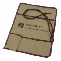 Flexcut VROLL 11 Pocket Tool Roll