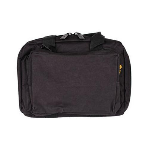 "US Peacekeeper Mini Range Bag, 12.75""x8.75""x3"" - Black"