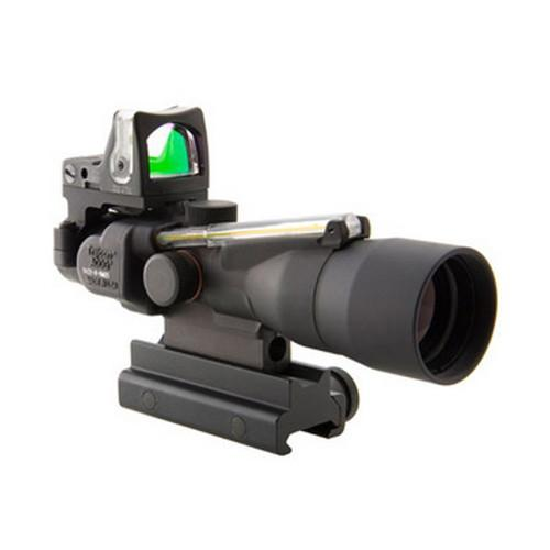 ACOG 3x30 Scope, 9.0MOA,RMR Sight and TA6