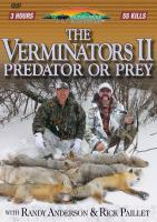 Stoney-Wolf The Verminators 2: Predator or Prey - DVD
