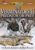 Stoney-Wolf The Verminators 2: Predator or Prey - DVD