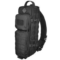 Hazard4 Evac Plan-B Front/Back Modular Sling Pack, Black