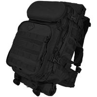 Hazard4 Overwatch Rifle Carry Roll-Pack, Black