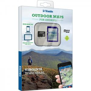 GPS Map CDs by Trimble
