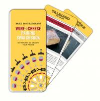Random House Max McCalman's Wine & Cheese Pairing Swatchbook
