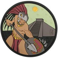 Maxpedition Aztec Warrior Patch Full Color