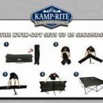 Kamp-Rite Kwik- Cot