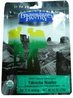 Backpacker's Pantry Organic Yakisoba Noodles