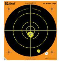 "Caldwell Orange Peel 12"" bulls-eye: 100 sheets"