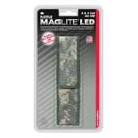 MagLite Nylon Full Flap Sheath, AA LED, Camo