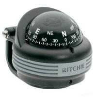 Ritchie TR-31 Trek Compass - Bracket Mount - Black
