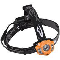 Princeton Tec Apex Rechargable Headlamp, Orange