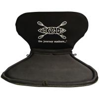 Yakpads Paddle Saddle with Low Backrest