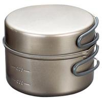 EvernewTitanium Nonstick Dx2 0.9 Liter Pot  Set