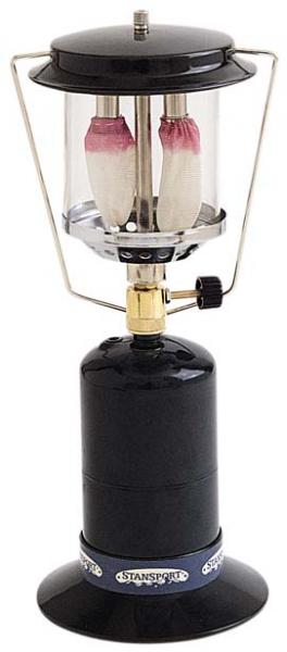 Stansport - Double Mantle Propane Lantern
