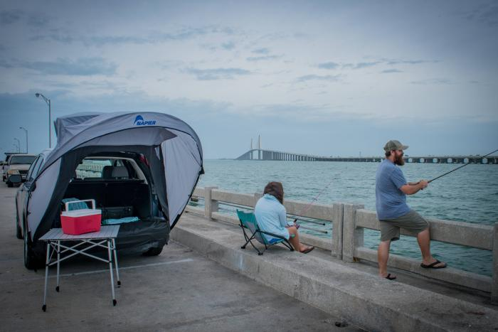 Napier Sportz Cove-Mid To Full-Sized Tent