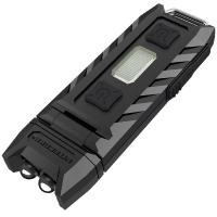 Nitecore Thumb Rechargeable Worklight, Black, 85 lm, Li-ion