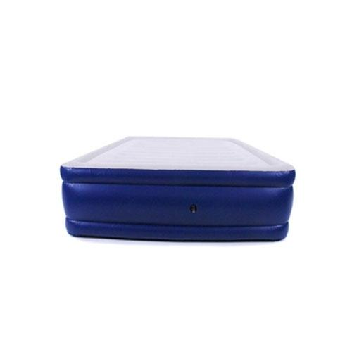 Smart Air Beds Platinum Queen Raised Air Bed w/Built-In Pump and AirTek Comfort Control (BD-1120GT)