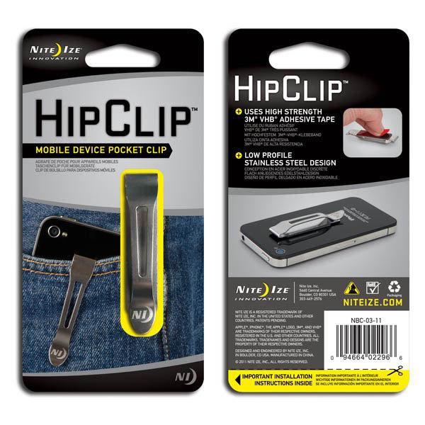 Nite-ize HipClip, Mobile Device Pocket Clip