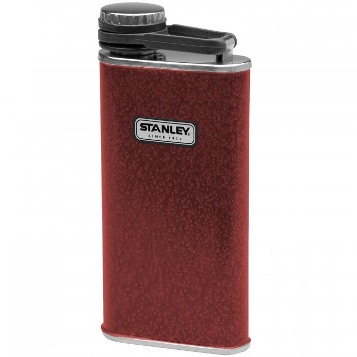 Classic Flask 8oz, Red