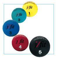 J/Fit Premium Medicine Ball 10 lbs