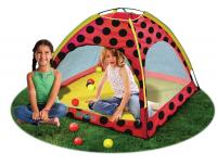 Gigatent Kids Play Tent with Plastic Balls