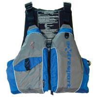 Extrasport Elevate Life Jacket - French Blue/Gray