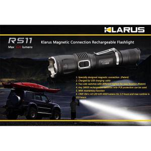 Rechargeable Flashlights by Klarus