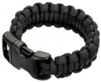 Wilson Tactical Survival Bracelet, Black, 9""