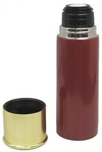 Stansport 12ga Shotshell Thermal Bottle Red