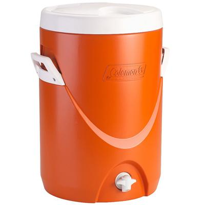 Coleman 5 Gallon Beverage Cooler - Orange
