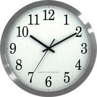 "La Crosse Technology 12"" Atomic Analog Wall Clock"