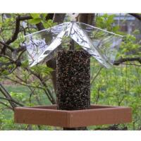 Songbird Essentials Recycled Poly Yumbrella Deluxe Bird Feeder