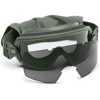 Smith Optics Outside The Wire, Foliage Green Frame, Clear/Gray, Field