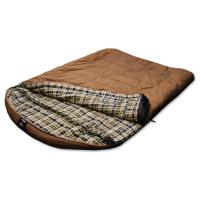 Grizzly Canvas 25 Degree 2 Person Sleeping Bag