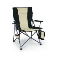 Picnic Time Big Bear Camp Chair - Black