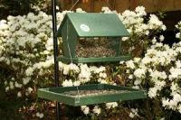 Rubicon Lrg. Hanging Platform Bird Feeder