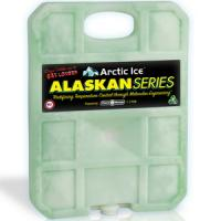 Arctic Ice 2.5 lb Alaskan Series Resuable Cooler