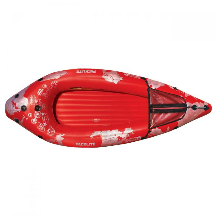 Advanced Elements Packlite Kayak, Red