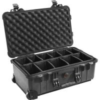 Pelican 1510 Case With Padded Divider