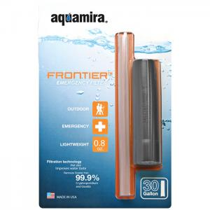 Water Purification by Aquamira