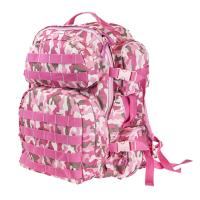 NcStar Tactical Backpack - Pink Camo