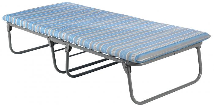 Blantex Heavy-Duty Steel Cot with Foam Camo Mattress (375 Pound Capacity)