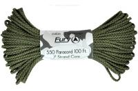 Fury Sporting Cutlery Fury Paracord - Digital Army Combat Unif
